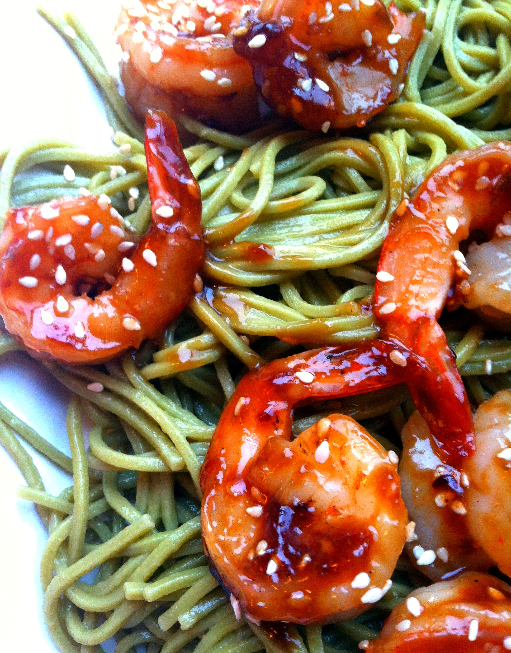 shrimp and noodles recipe 3