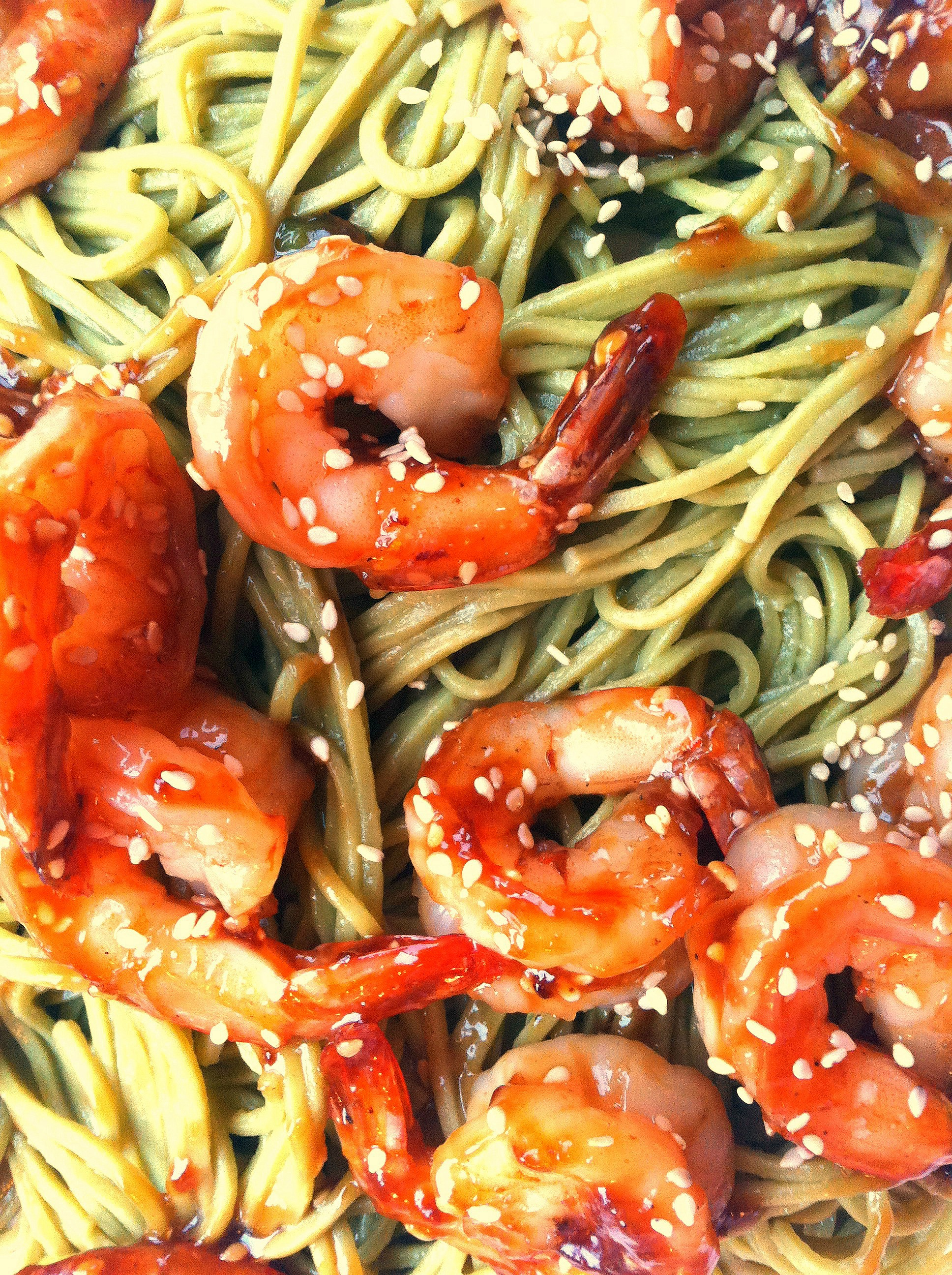 shrimp and noodles recipe 5