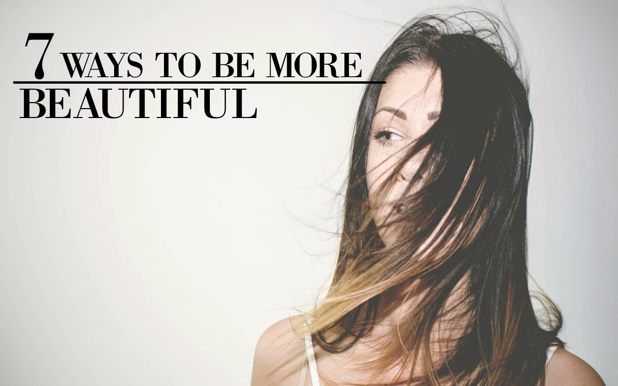 How to be beautiful 95