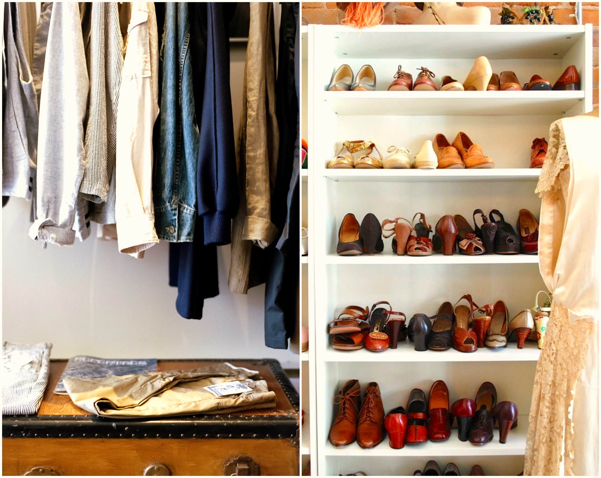 7 Closet Organizing Hacks You Ll Actually Want To Try