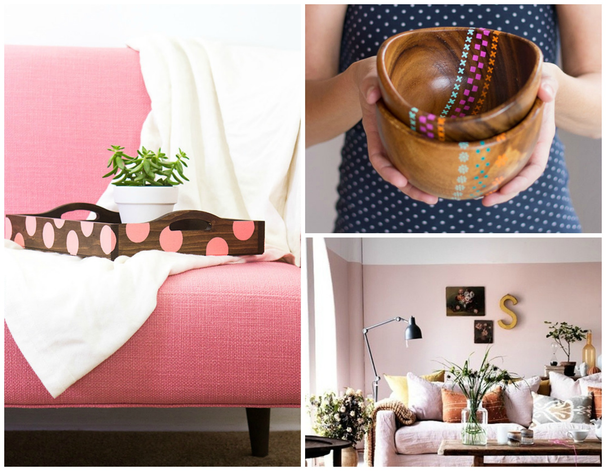 6 easy and lazy diy projects you ll actually want to try