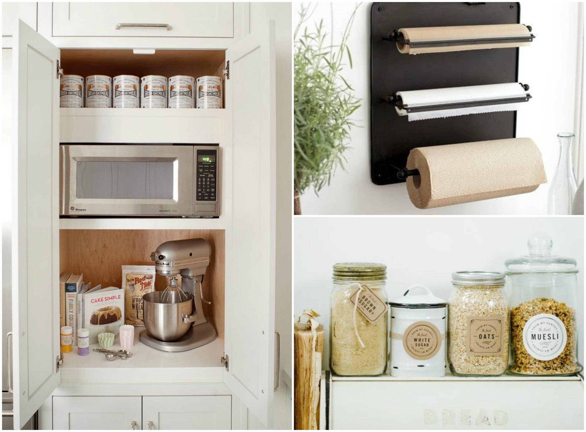 9 beyond brilliant kitchen hacks that 39 ll make your life easier for Kitchen organization hacks