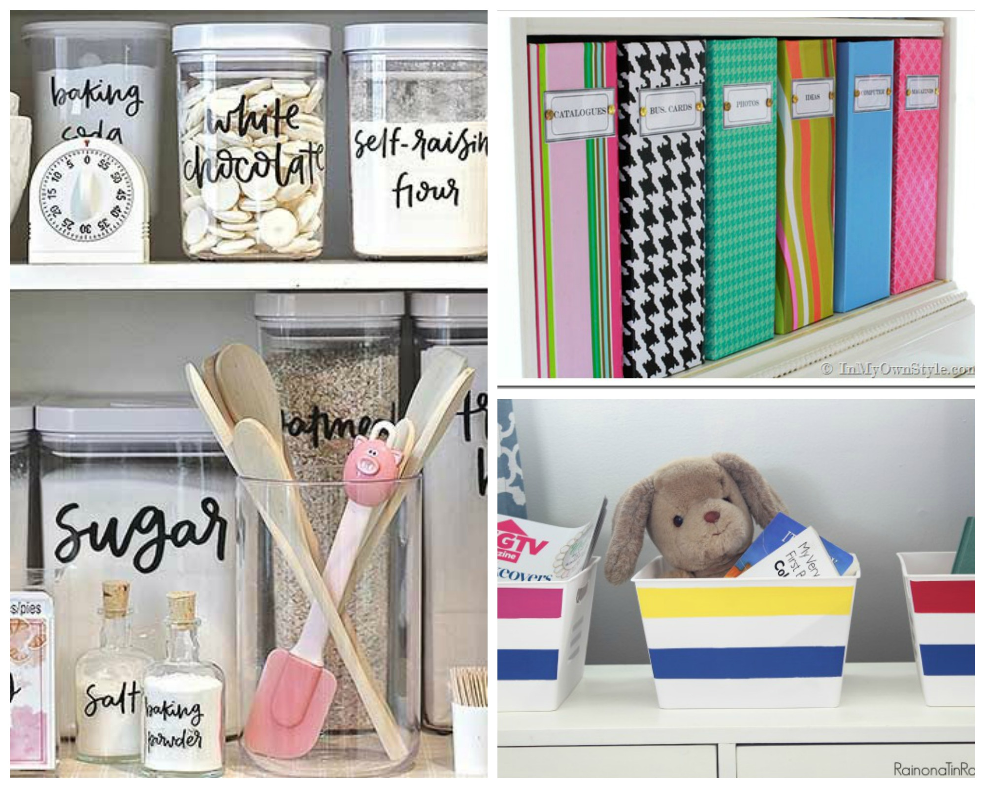 10 cute and thrifty storage ideas that'll make your home look amazing