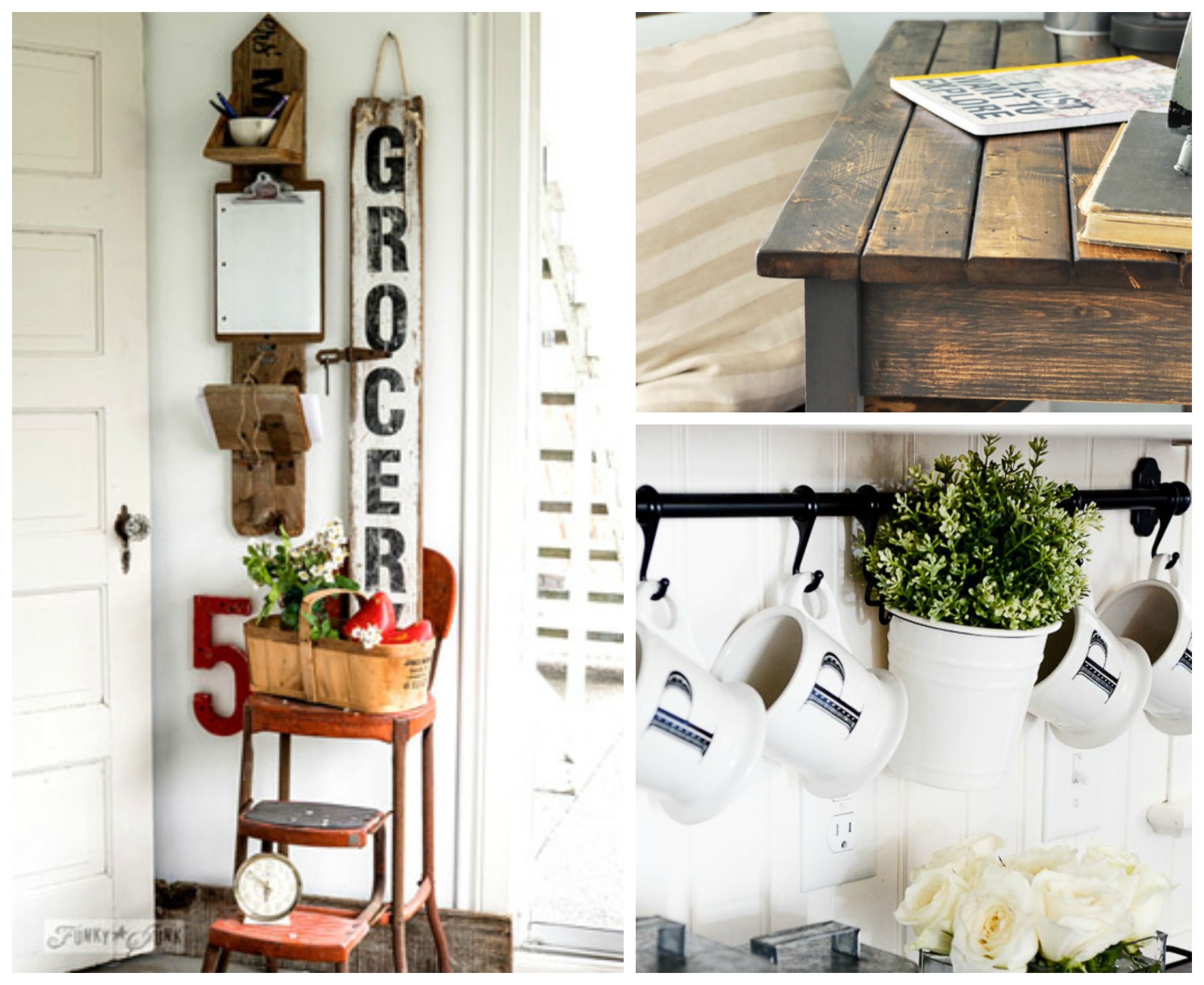 12 diy farmhouse decor ideas you need to try for Building a farmhouse