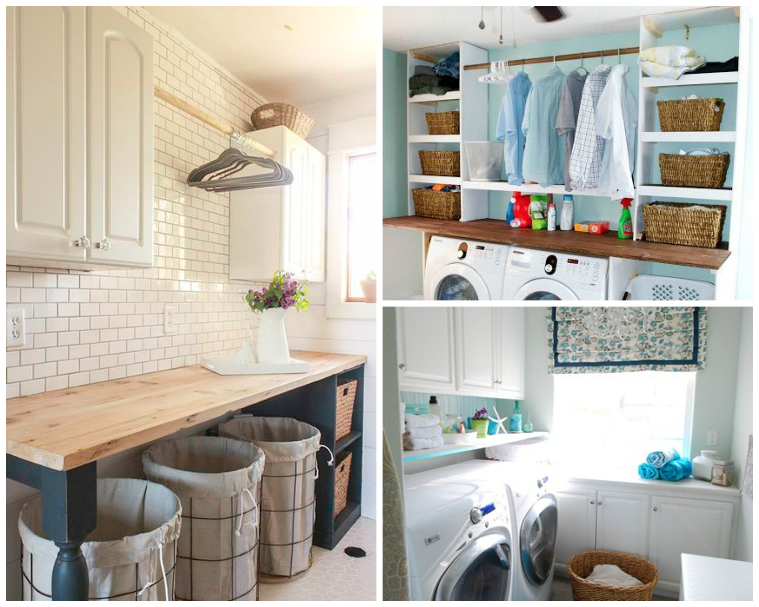home lifestyle 8 laundry room organization ideas you ll actually