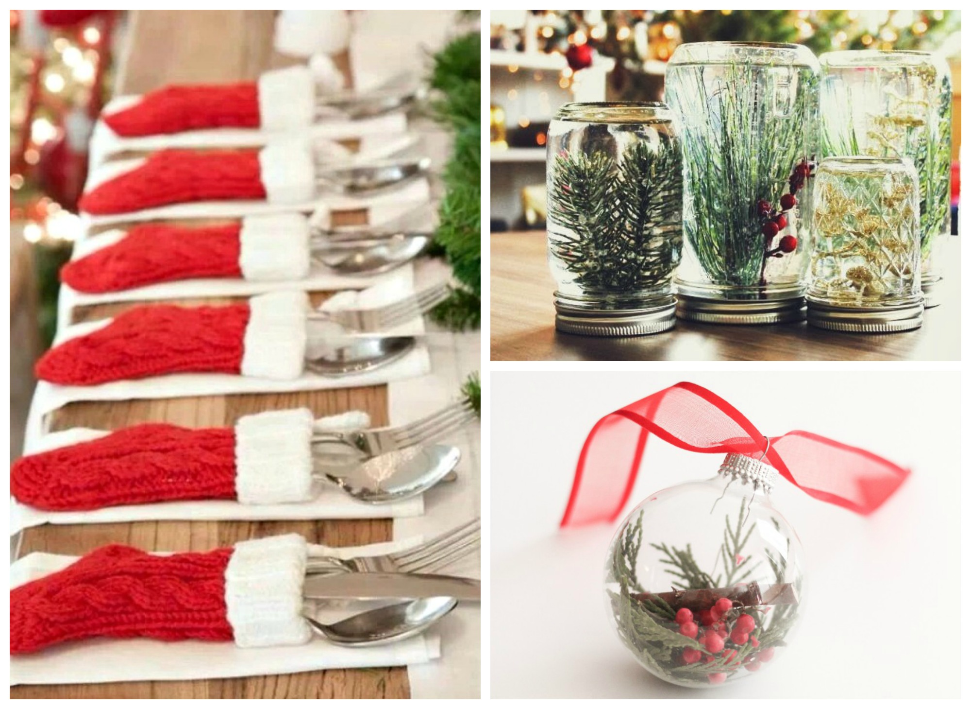 Dollar store diy christmas decorations that are beyond easy