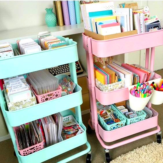 10 Easy Ways To Organize Every Room In Your Home