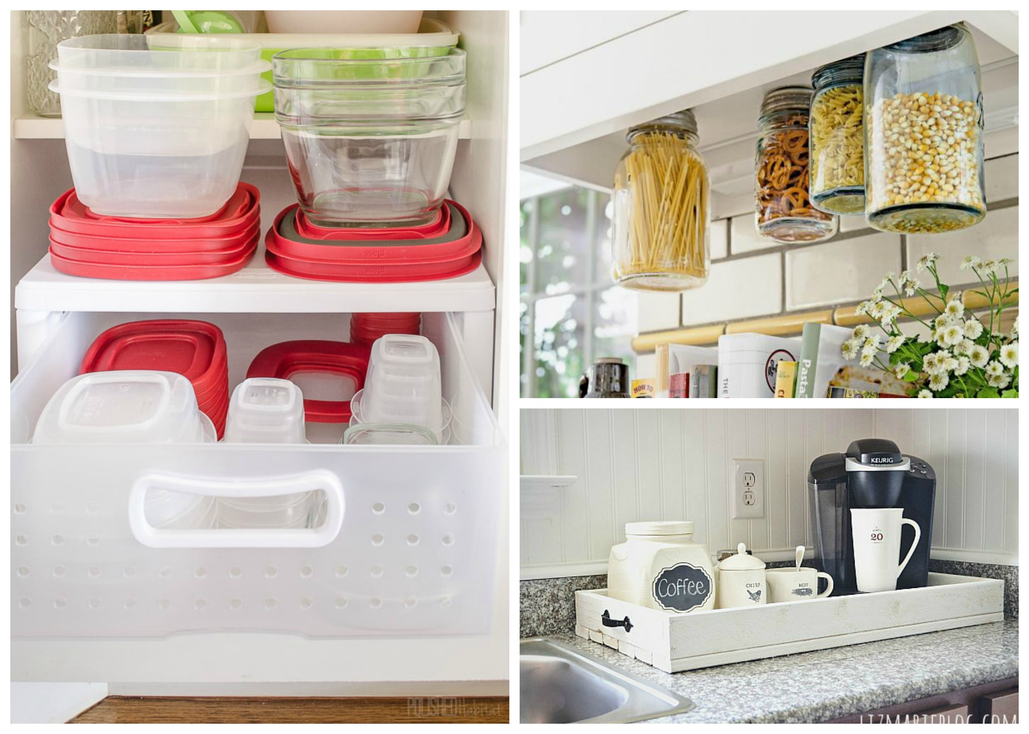 10 organization hacks that ll make the kitchen your favorite room in