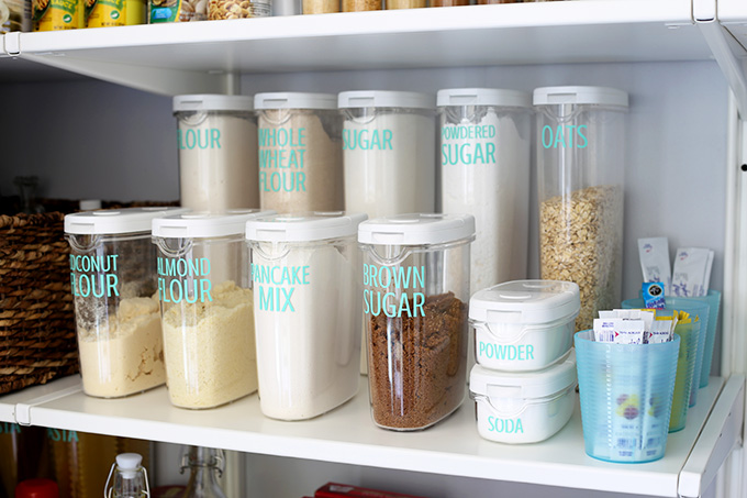 8 Seriously Genius Ways to Organize Your Pantry