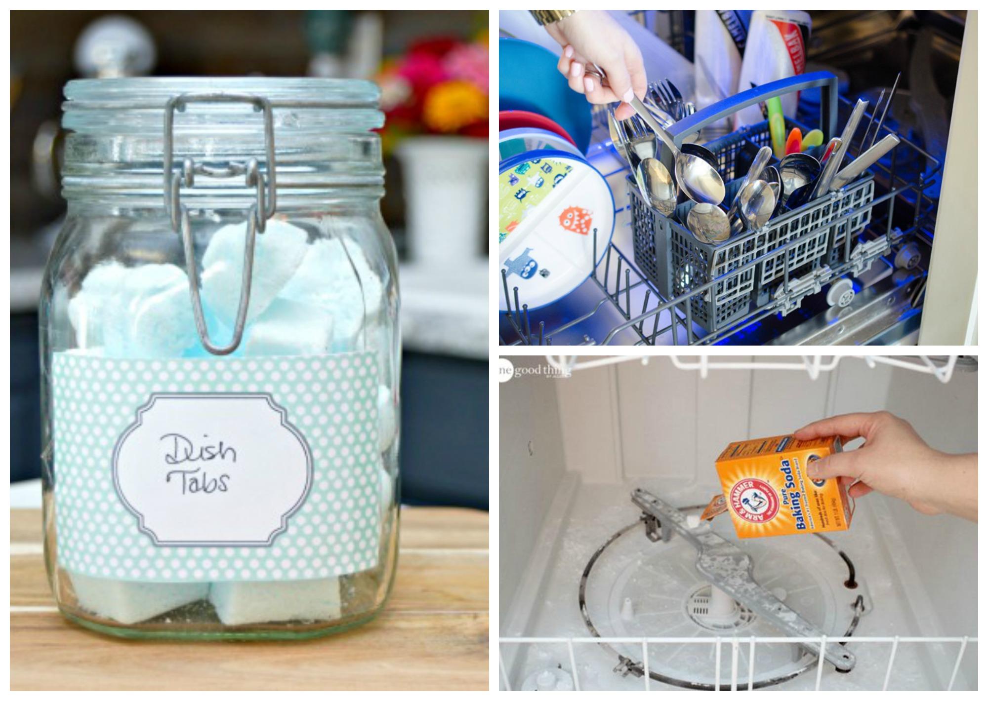11 Dishwasher Hacks That\'ll Make Your Life Easier