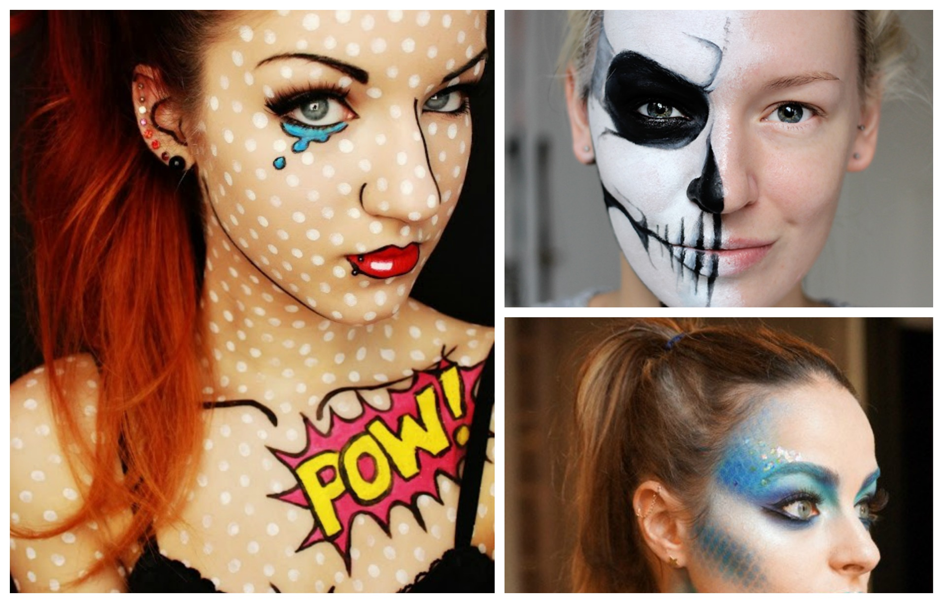 How to Recover From HalloweenMakeup