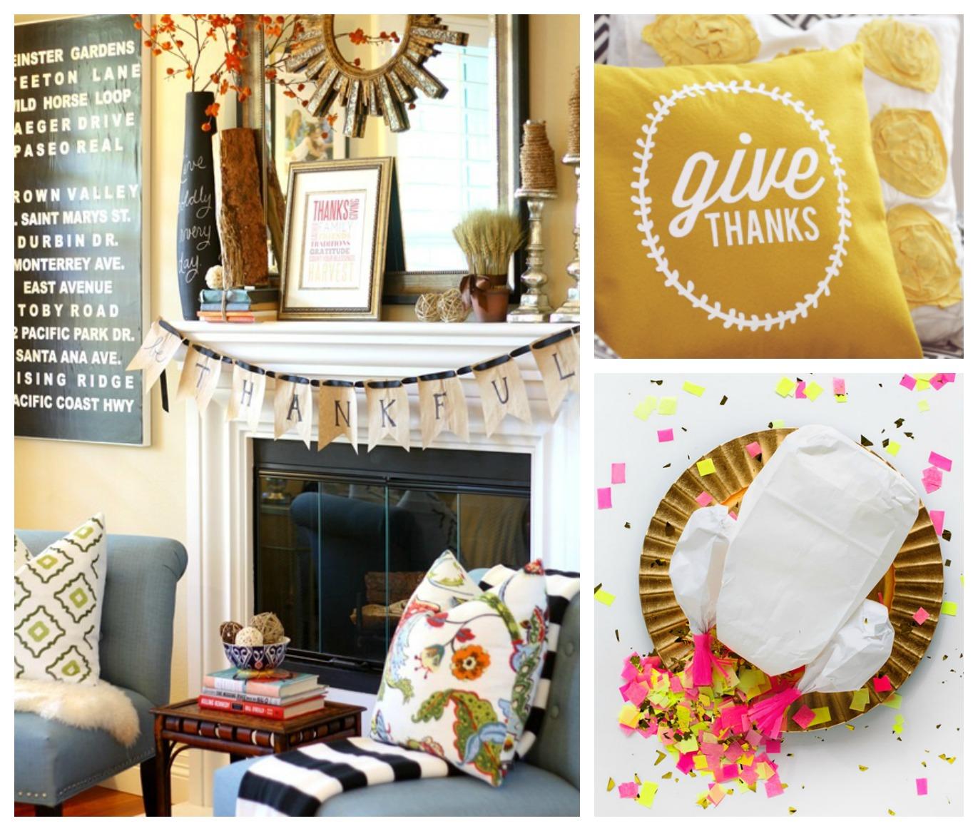 10 Super Easy Dollar Store Thanksgiving Decor Ideas