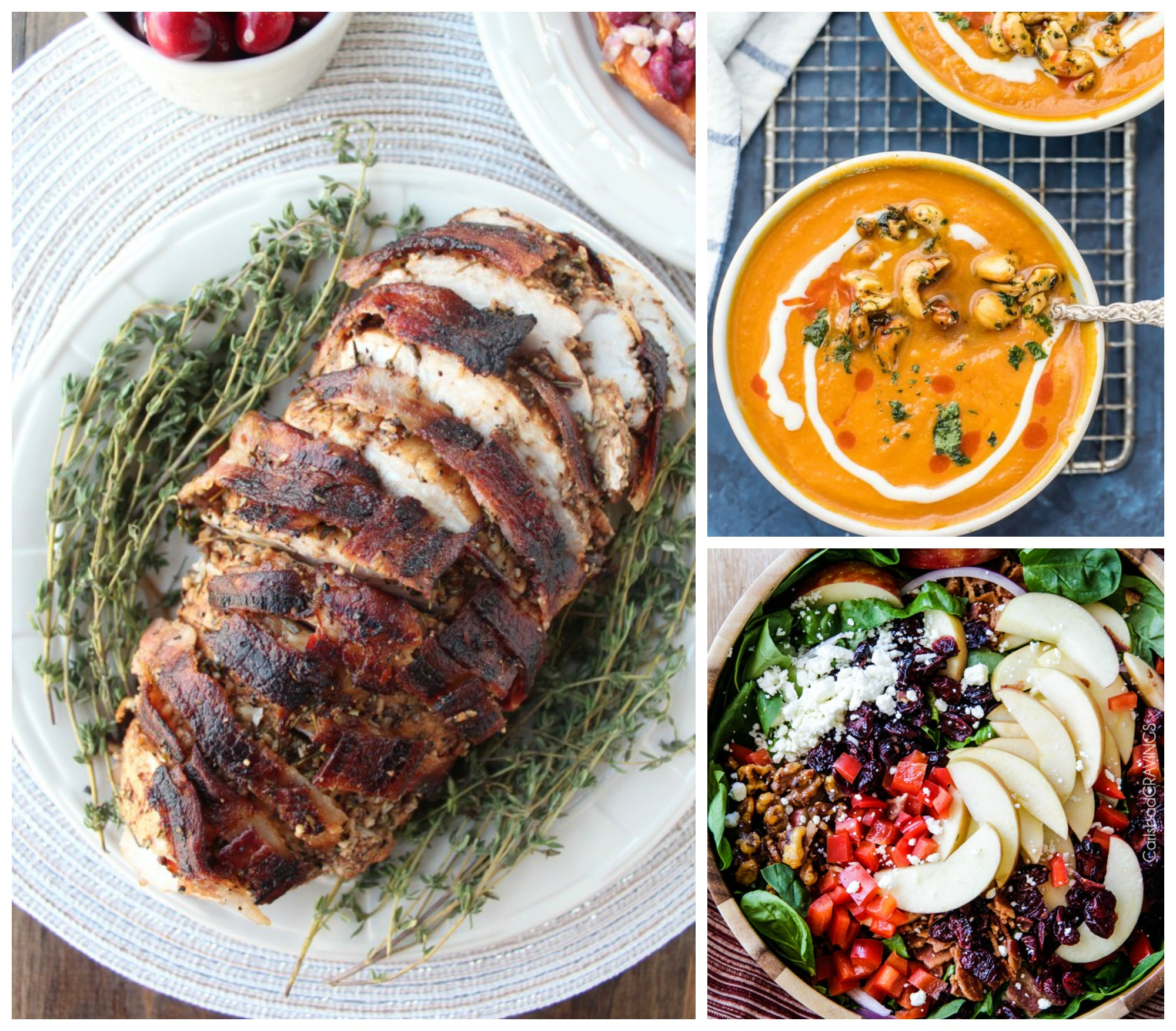 10 Ketogenic Recipes For Your Thanksgiving Dinner