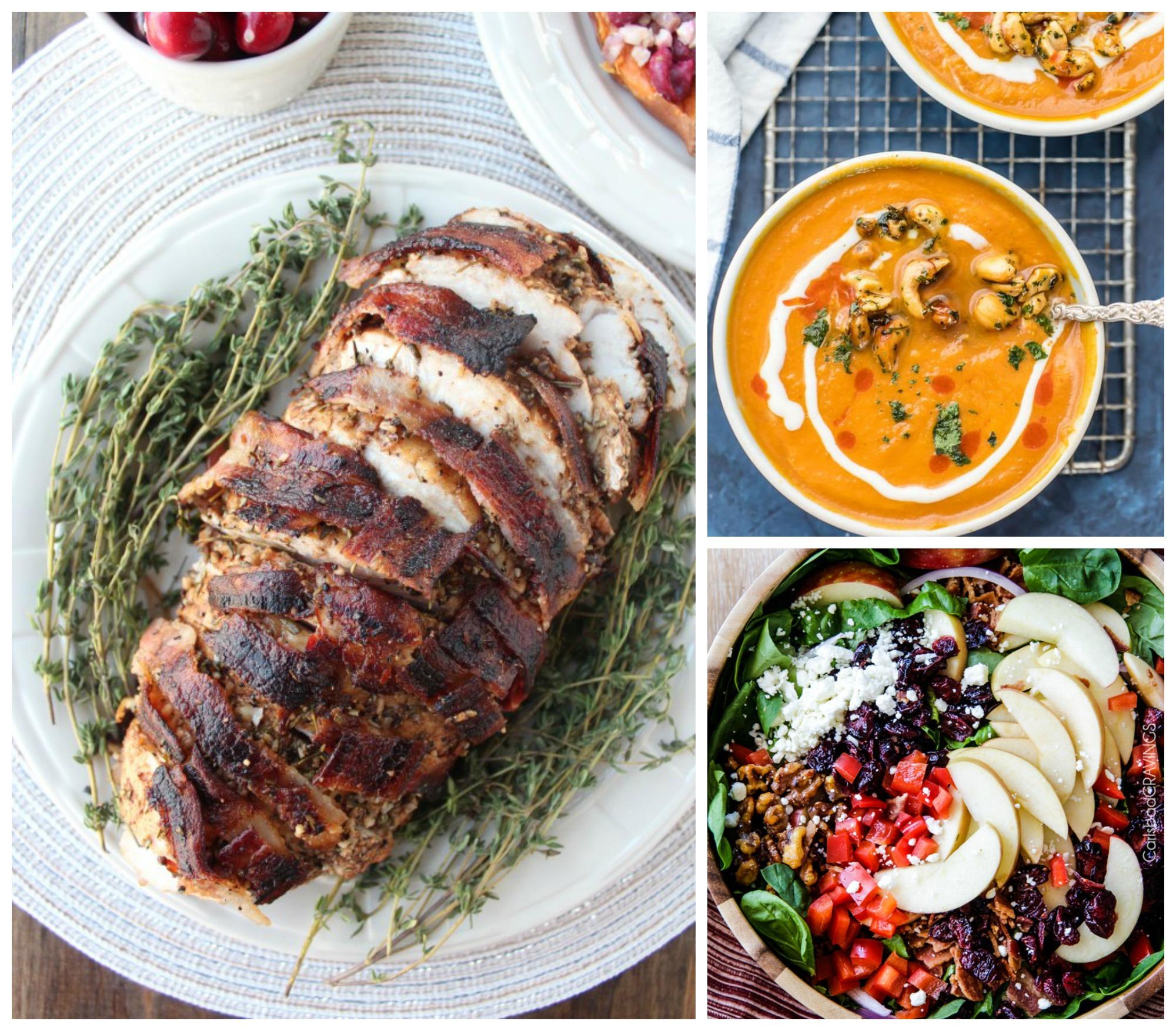 10 Ketogenic Recipes For Your Thanksgiving Dinner