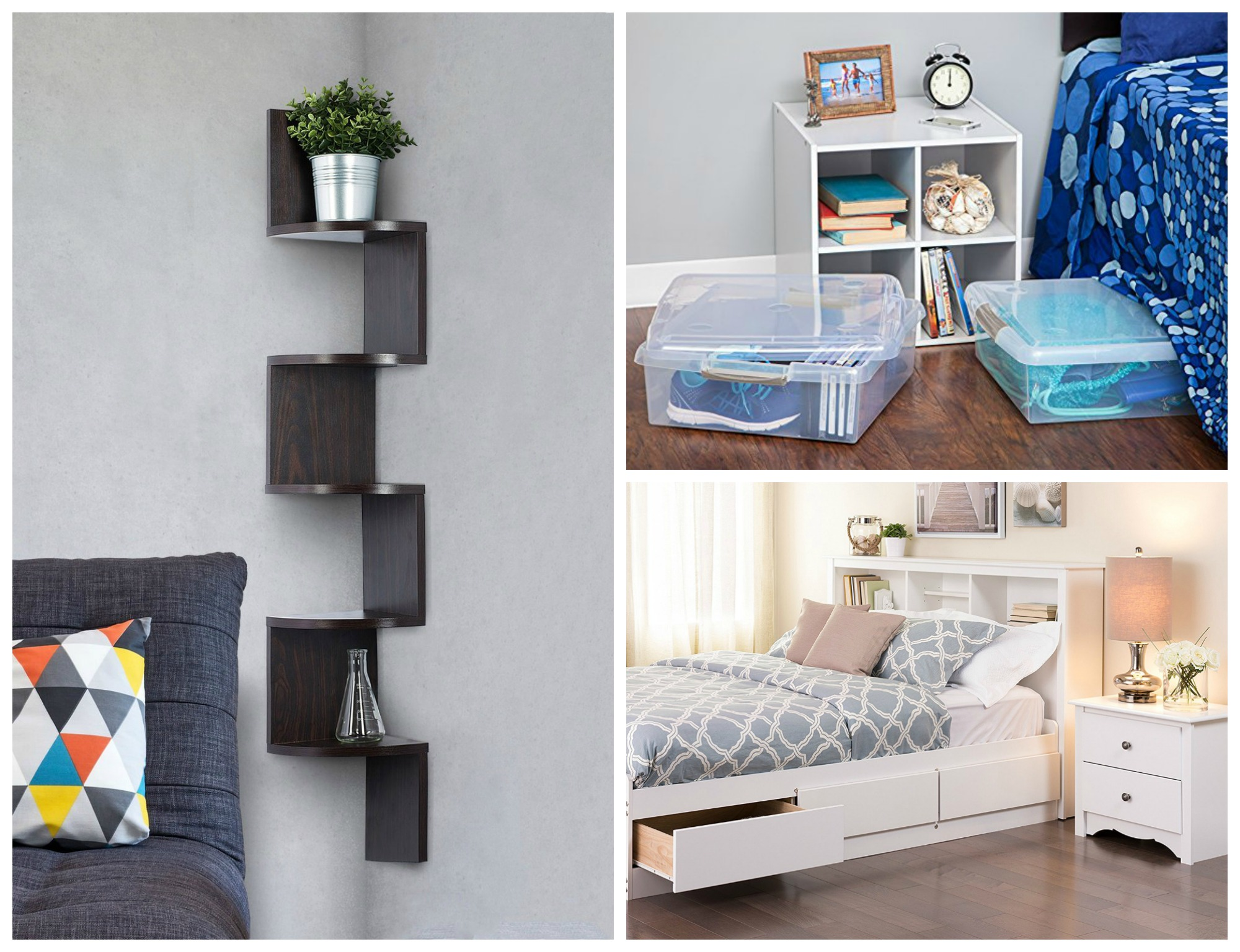 8 Things From Amazon That 39 Ll Organize Your Small Bedroom