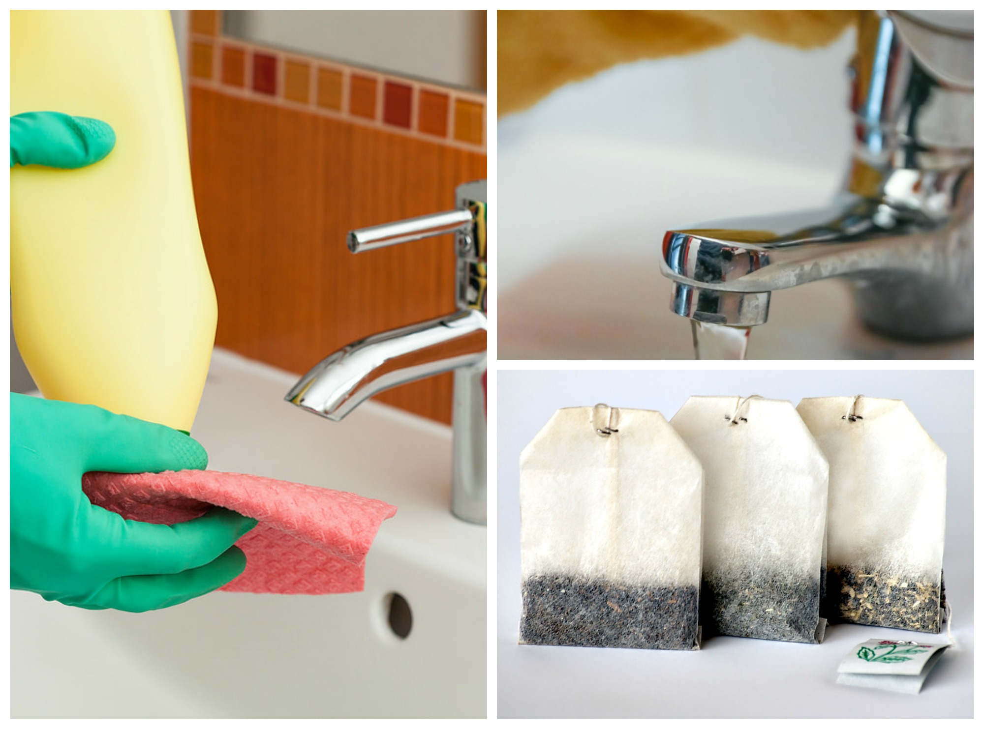 7 bathroom cleaning hacks that 39 ll make your life so much easier. Black Bedroom Furniture Sets. Home Design Ideas